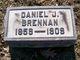 Profile photo:  Daniel J Brennan