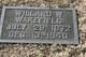 Willard W Wakefield