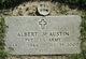 "Profile photo:  Albert J. ""Bud"" Austin"