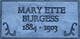 Mary Ette Burgess