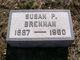 Profile photo:  Susan P. Brennan