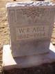 Profile photo:  William Richard Able, Jr