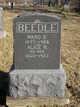 Alice Rose <I>Benson</I> Beedle
