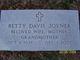 Betty Davis Joyner