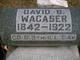 David Baxter Wacaser
