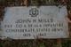 Pvt John Hardy Mills