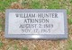 William Hunter Atkinson
