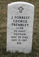 Profile photo: LCDR J. Forrest George Trembley