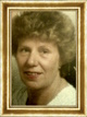 "Mrs Waltraud Elfriede ""Traudi"" <I>Kaeming</I> Aldridge"