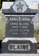 Jesse Thomas Blaine