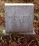 Martha Jane <I>Compton</I> Hale