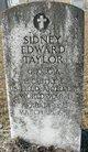 Sidney Edward Taylor