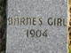 Girl Barnes