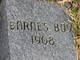 Boy Barnes