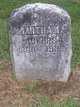 Profile photo:  Martha Ann <I>Inman</I> Ackers