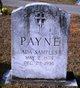 Profile photo:  Ada <I>Samples</I> Payne