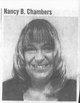 Nancy B. <I>Johnston</I> Chambers