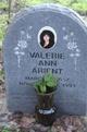 Profile photo:  Valerie Ann Arient
