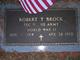 Robert Thomas Brock