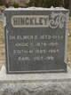 Profile photo:  Angie Helen <I>Callister</I> Hinckley