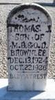 Thomas J. Brownlee