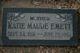 Katie Maude <I>Dodge</I> Emett
