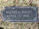 Walter Lee Higley
