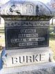 Profile photo:  Clara Marie <I>Freeman or Anderson</I> Burke