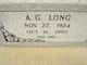 Profile photo:  A. G. Long, Jr