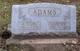Esther C. <I>Armstrong</I> Adams