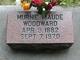 Murnie Maude <I>Grosvenor</I> Woodward