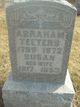 Profile photo:  Abraham Teeters