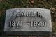 Profile photo:  Pearl Rebecca <I>Clark</I> Barnum