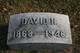 Profile photo:  David H Barnum