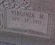 Virginia Mae <I>Richardson</I> Plaster