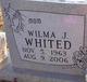 Wilma Jean <I>Whited</I> Barber