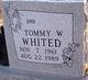 Tommy Wayne Whited