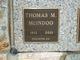 Thomas Montgomery McIndoo