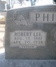 Robert Lee Phillips