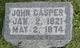 John Casper Miller