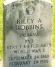 Riley A. Robbins