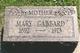 Mary R. <I>Riley</I> Gabbard