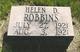 Helen D. Robbins
