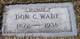 Don C.W. Wade