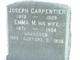 Clifford G Carpentier