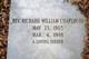Rev Richard William Chaplin, III
