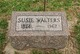 """Susannah """"Susie"""" <I>Dillow</I> Walters"""
