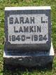Sarah L Lampkin