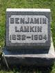 Benjamin Lampkin