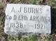 A J Burns